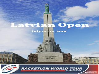 IWT Latvian Open 2019 welcome