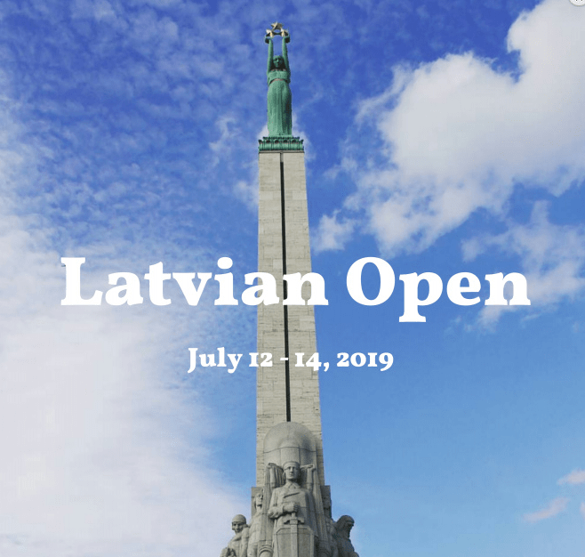 IWT Latvian Open 2019 update